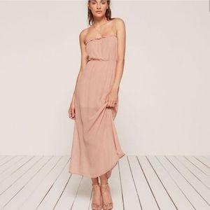 Reformation Ballet Midi Dress XS